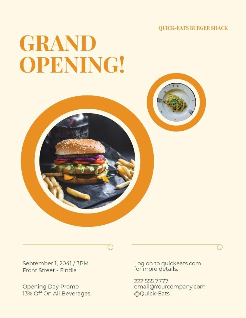 Fast Food Flyer Template.jpe