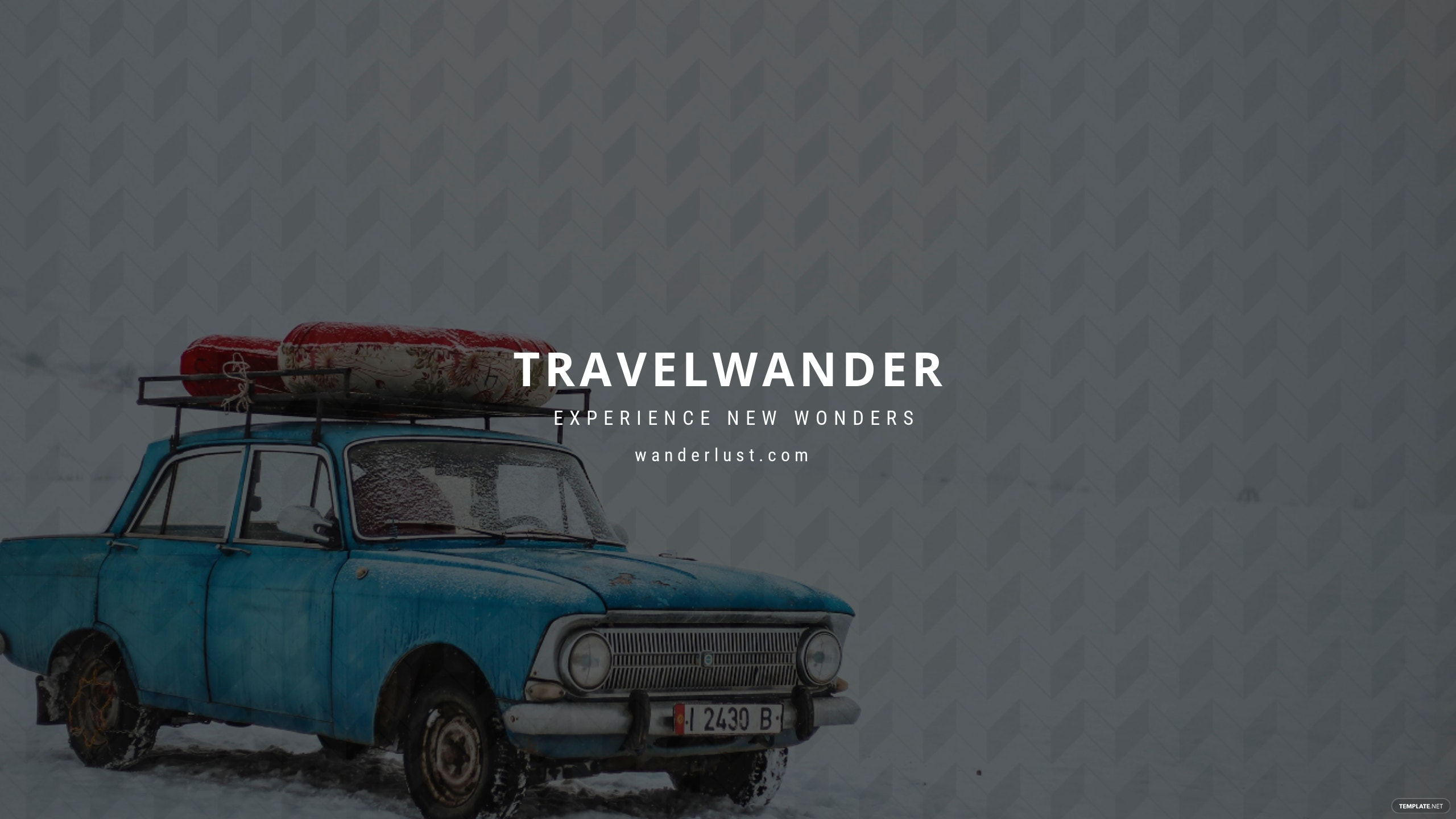 Free Traveling YouTube Channel Template.jpe