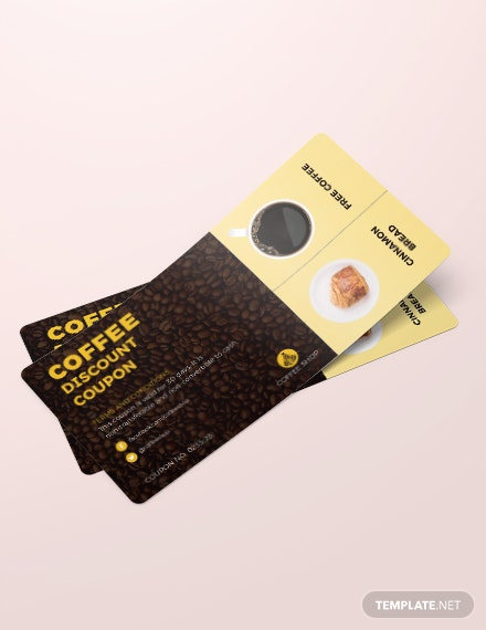 Coffee Discount Coupon