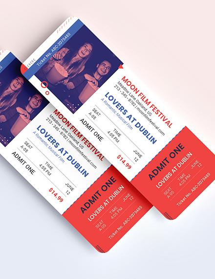 Date Night Movie Ticket Download