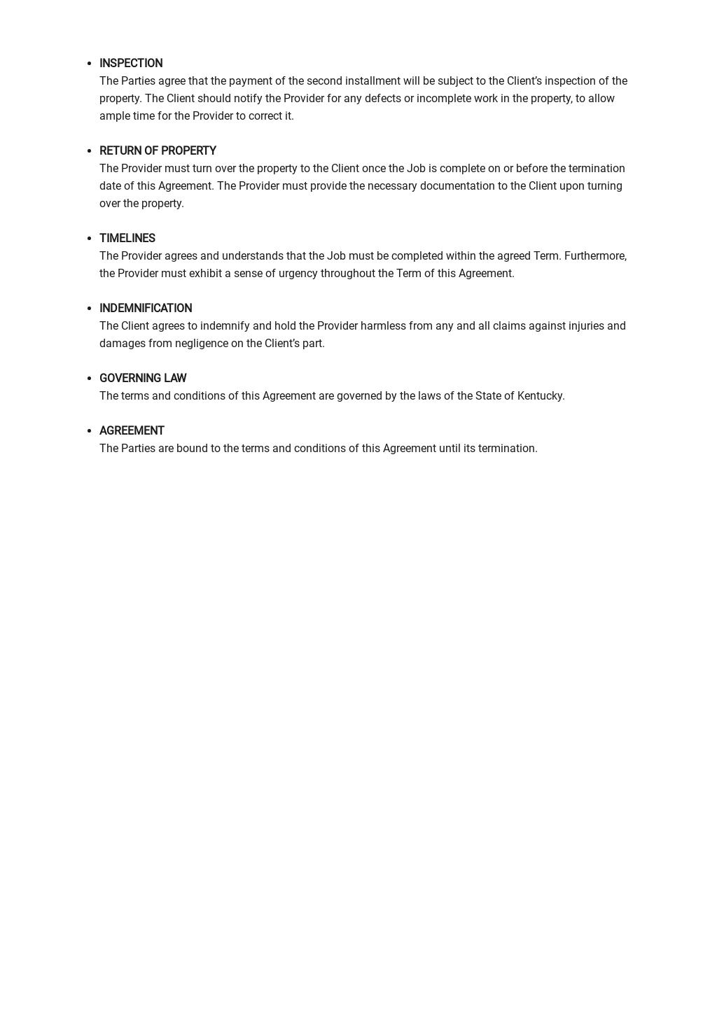 Free Service Agreement Template 2.jpe