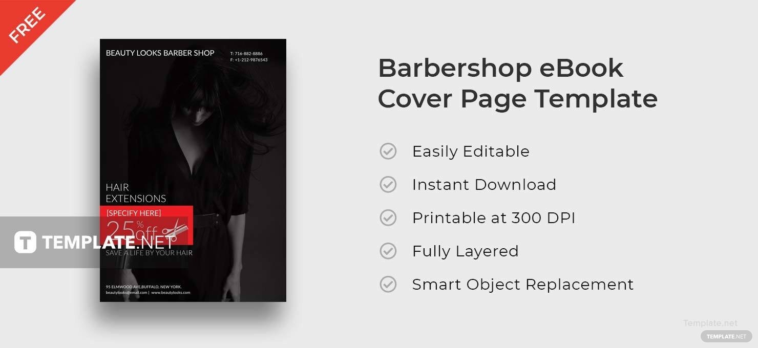 Ebook Cover Template Gallery - Template Design Ideas