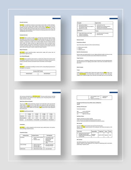 Year Strategic Plan Download