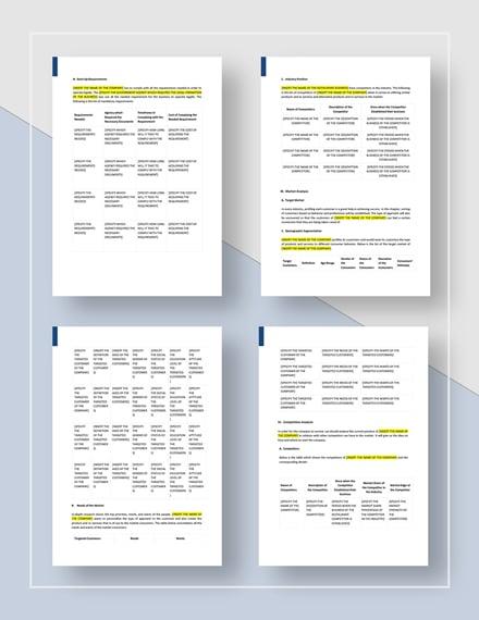 Basic Year Business Plan