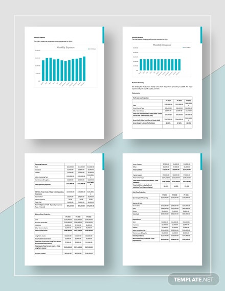 Simple Accountancy Firm Business Plan