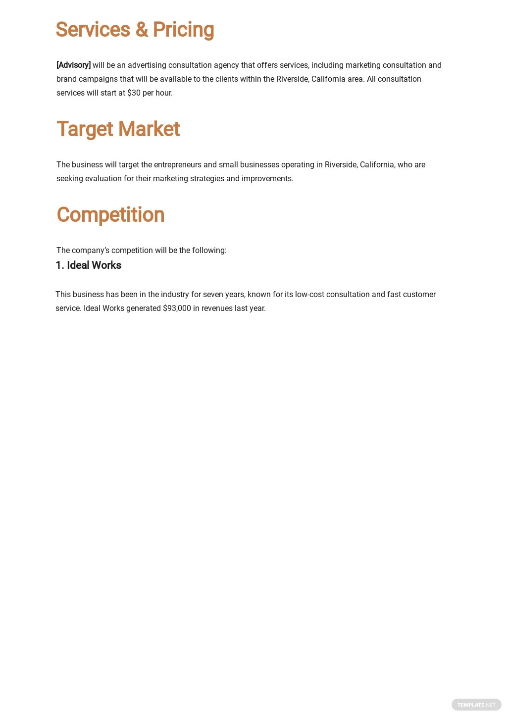 Advertising Consulting Business Plan Template 2.jpe