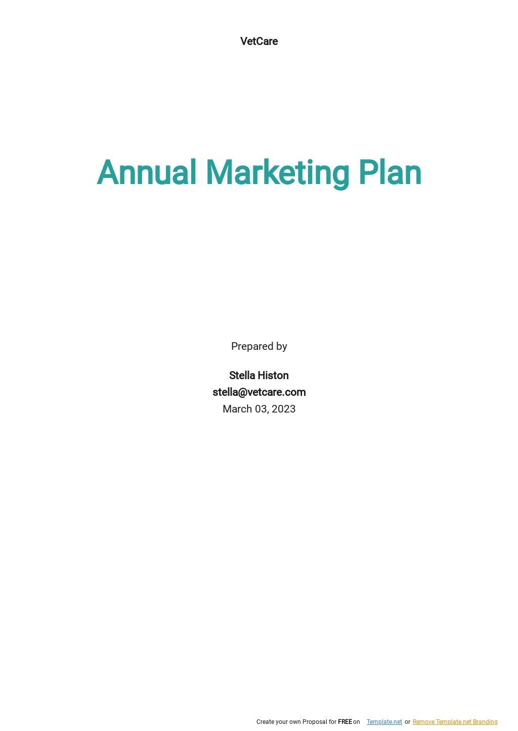 Annual Marketing Plan Template.jpe