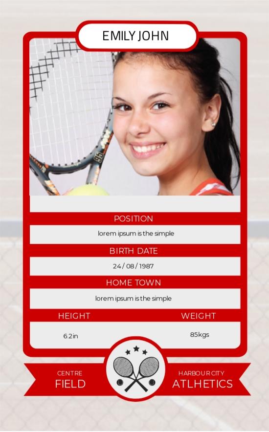 Free Tennis Trading Card Template 1.jpe