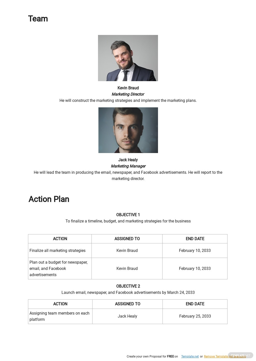 Business Consultant Marketing Plan Template 2.jpe