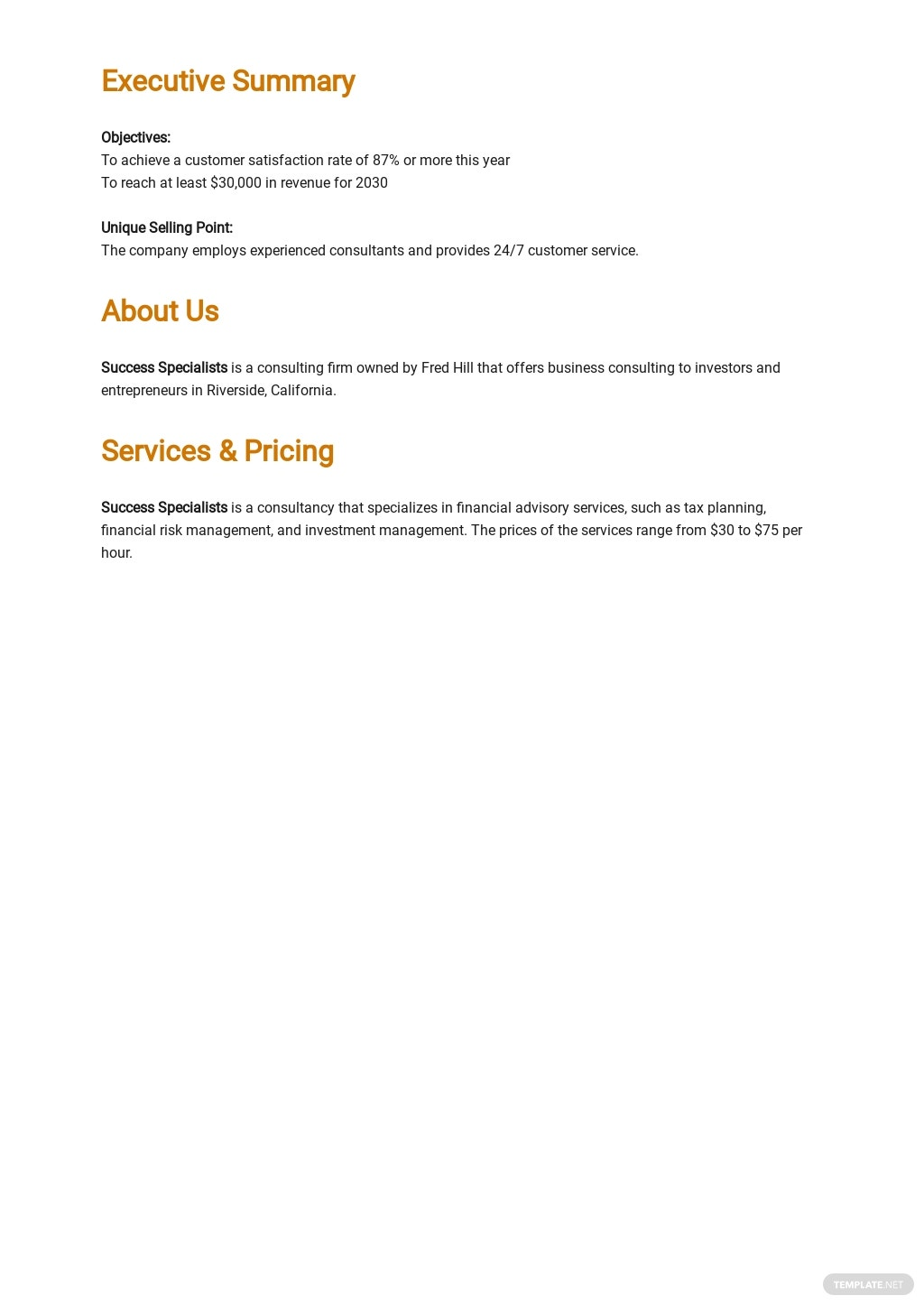 Business Consulting Business Plan Template 1.jpe