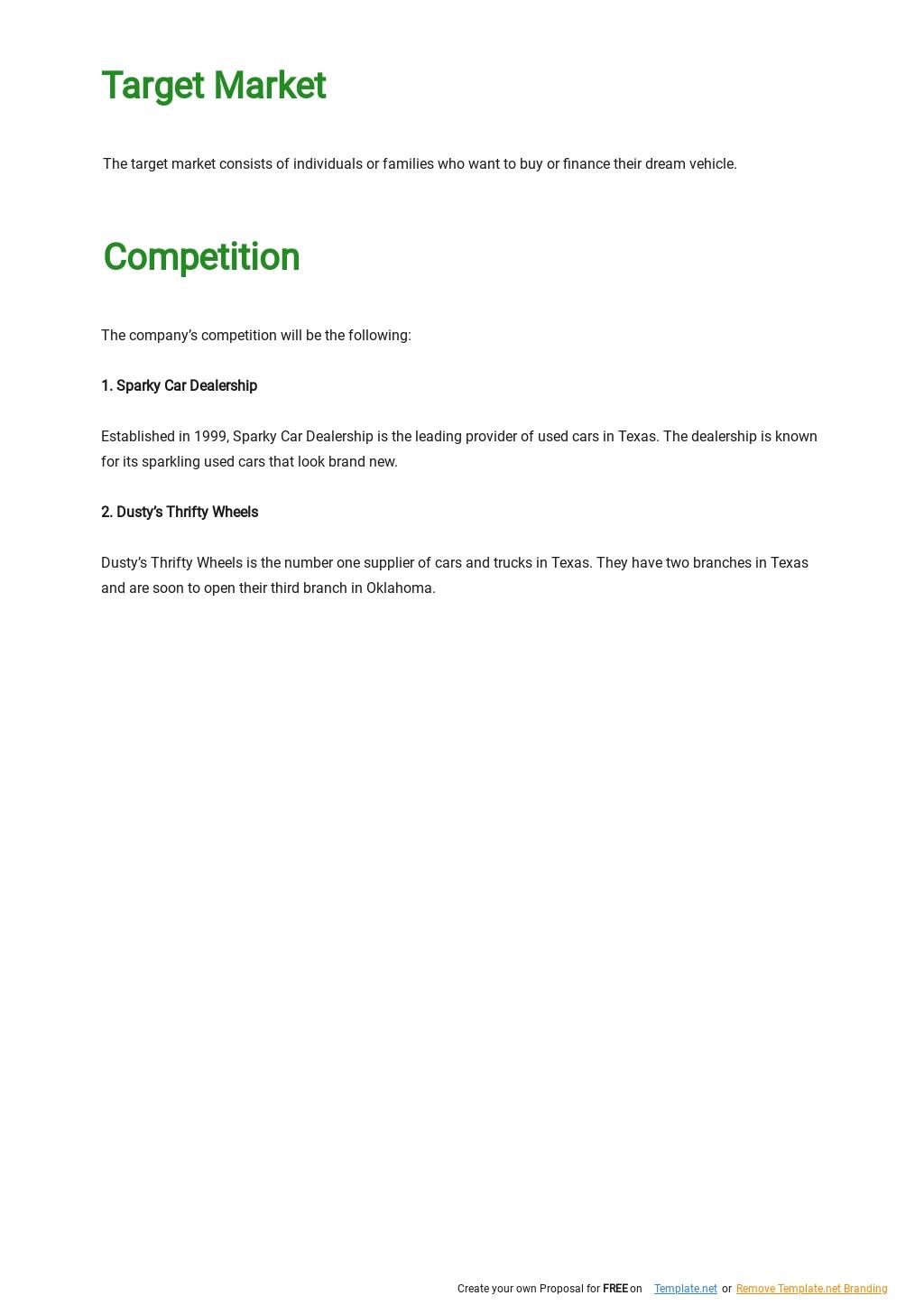 Car Sales Business Plan Template 2.jpe