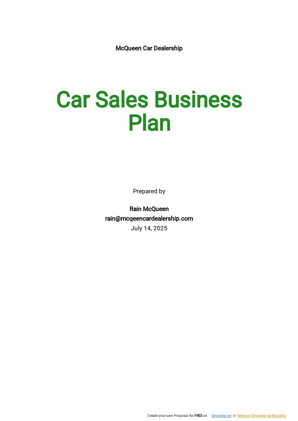 Car Sales Business Plan Template.jpe