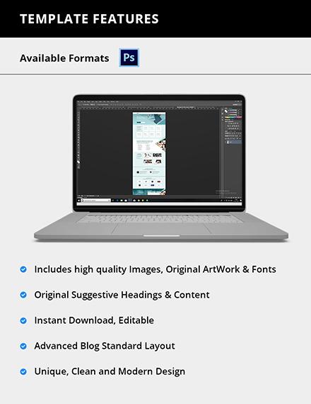 Editable Resort Landing Page