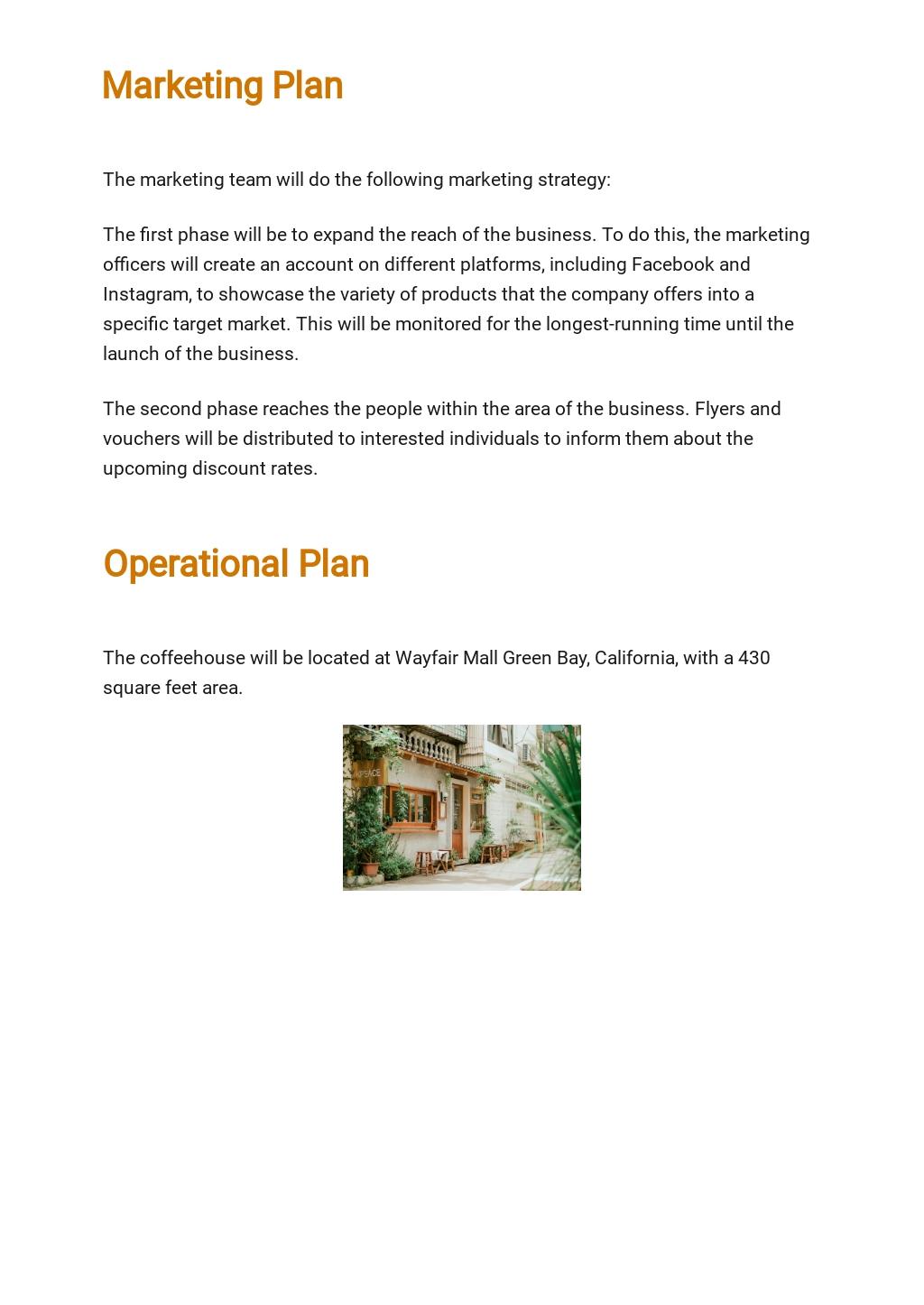 Coffeehouse Business Plan Template 4.jpe