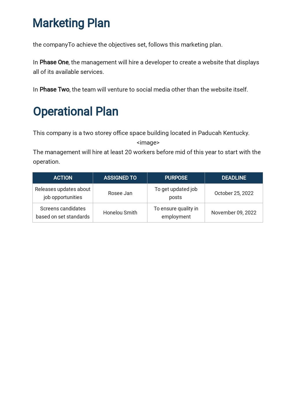 Employment Agency Business Plan Template 3.jpe