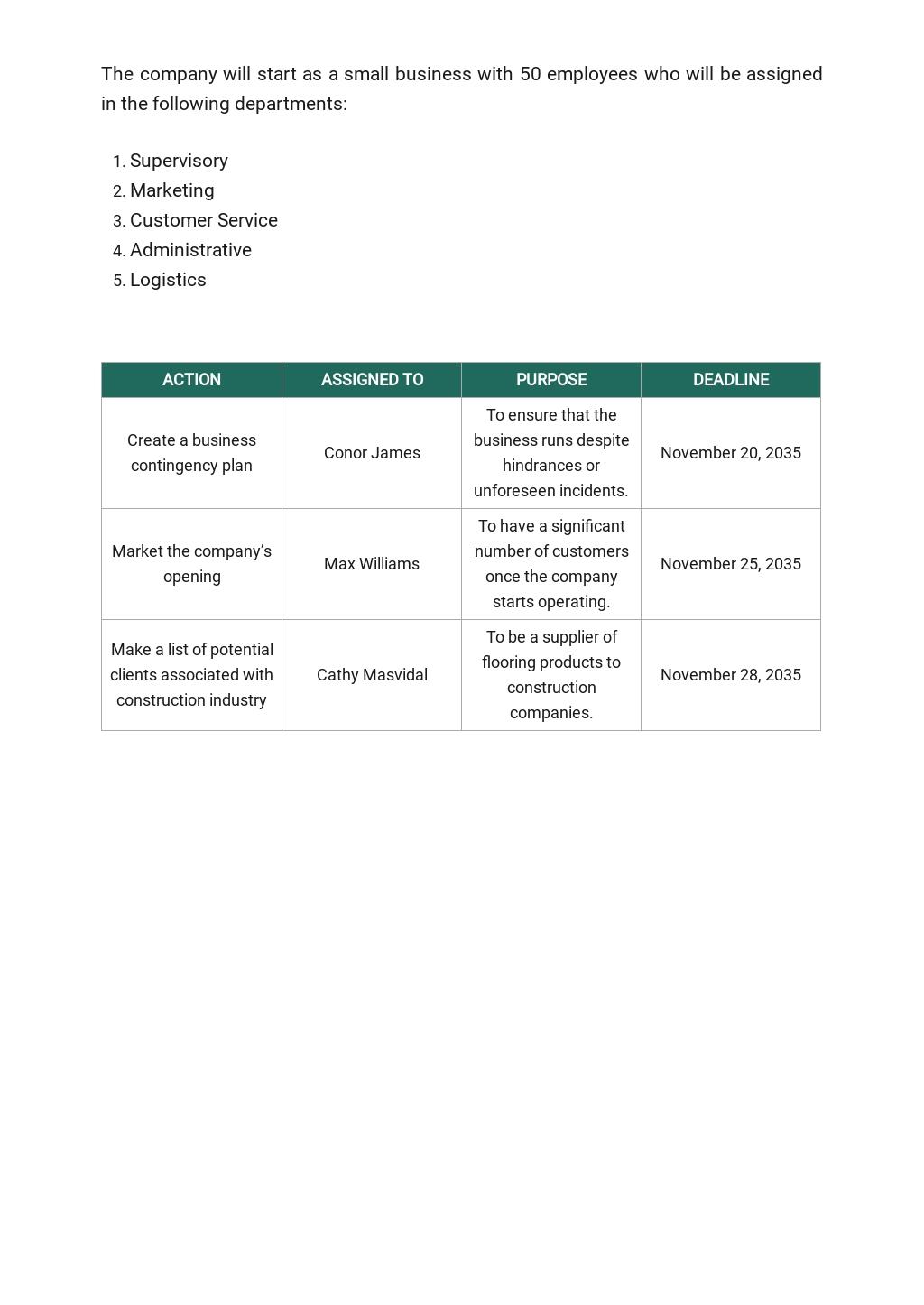 Flooring Company Business Plan Template 5.jpe
