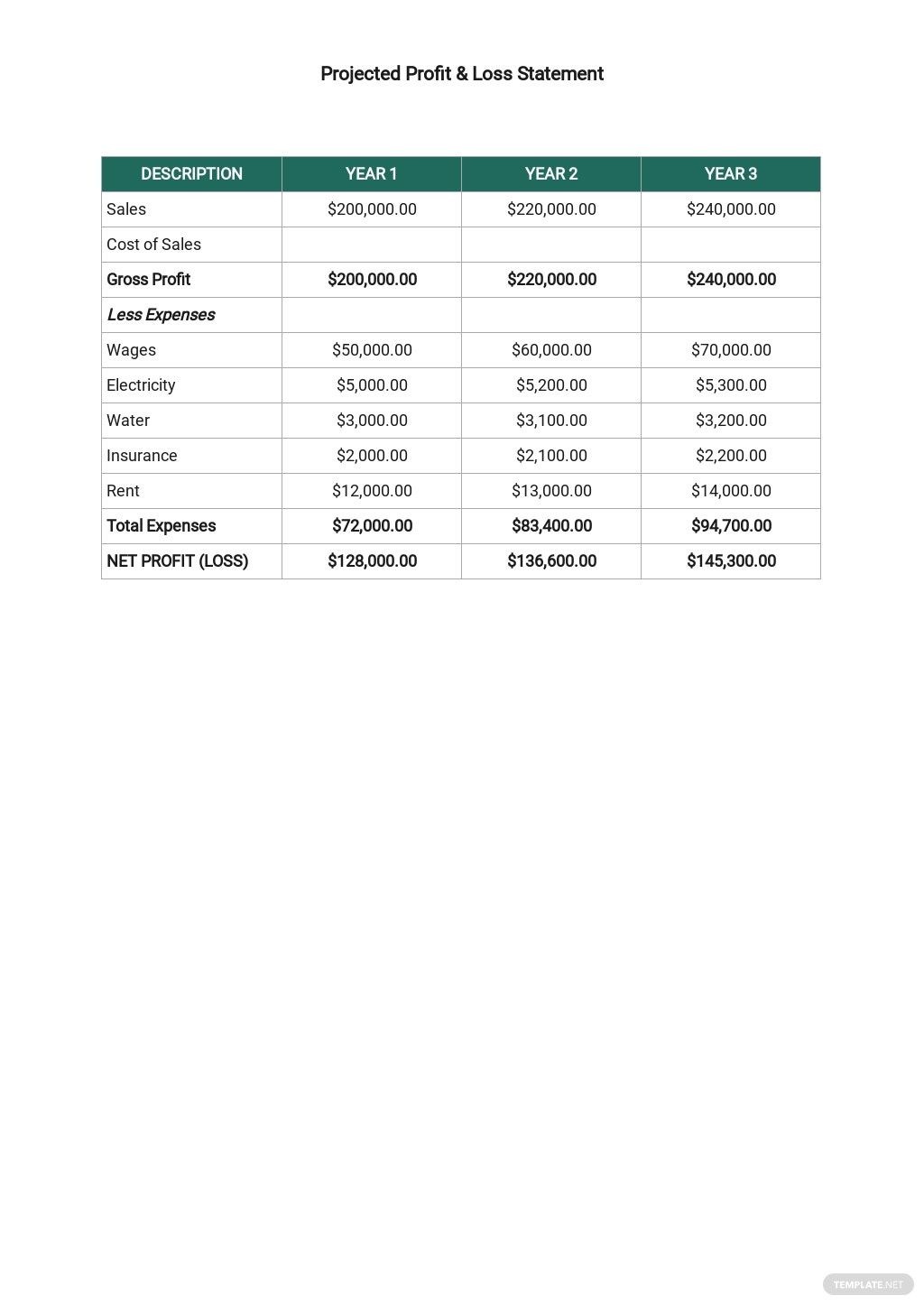 Flooring Company Business Plan Template 8.jpe