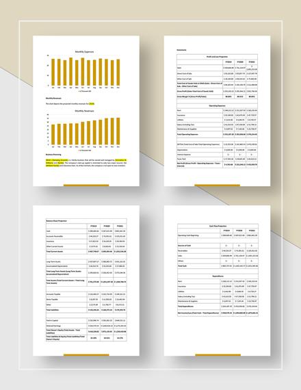 Sample Glamping Business Plan