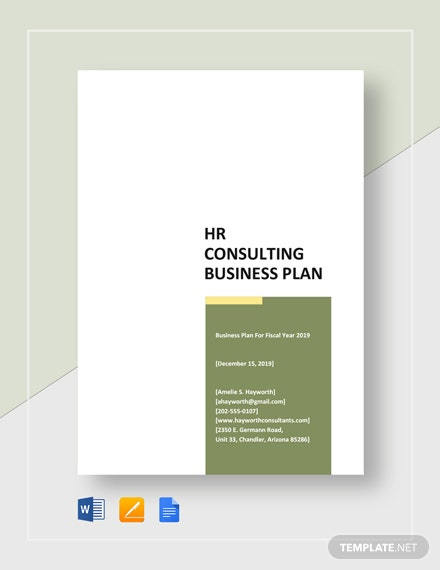 hr consulting business plan template word google docs. Black Bedroom Furniture Sets. Home Design Ideas