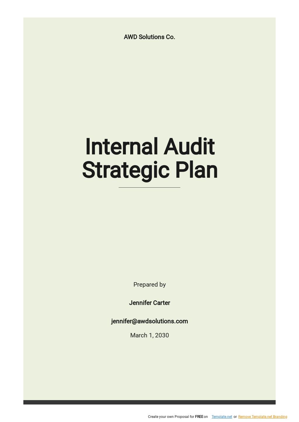 Internal Audit Strategic Plan Template.jpe