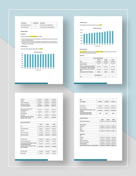Basic Loan Officer Business Plan