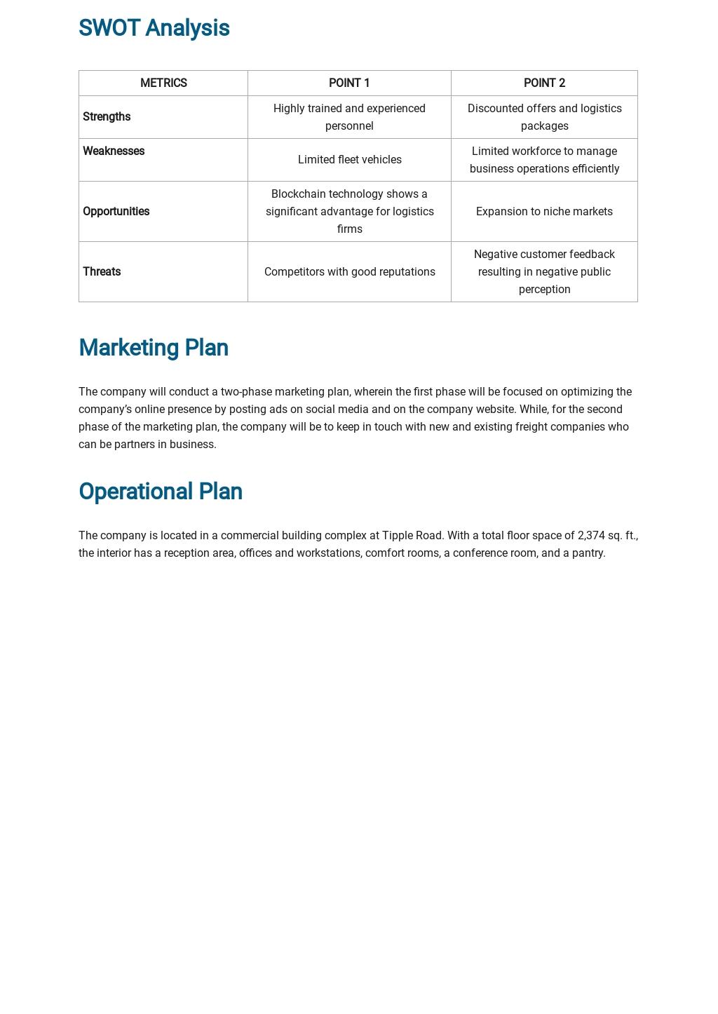 Logistics Business Plan Template 2.jpe