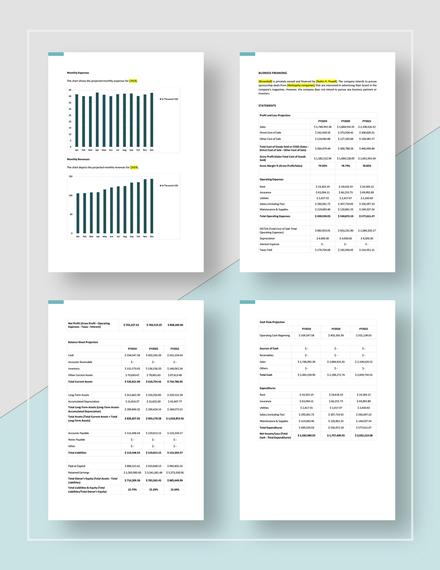 Simple Magazine Business Plan