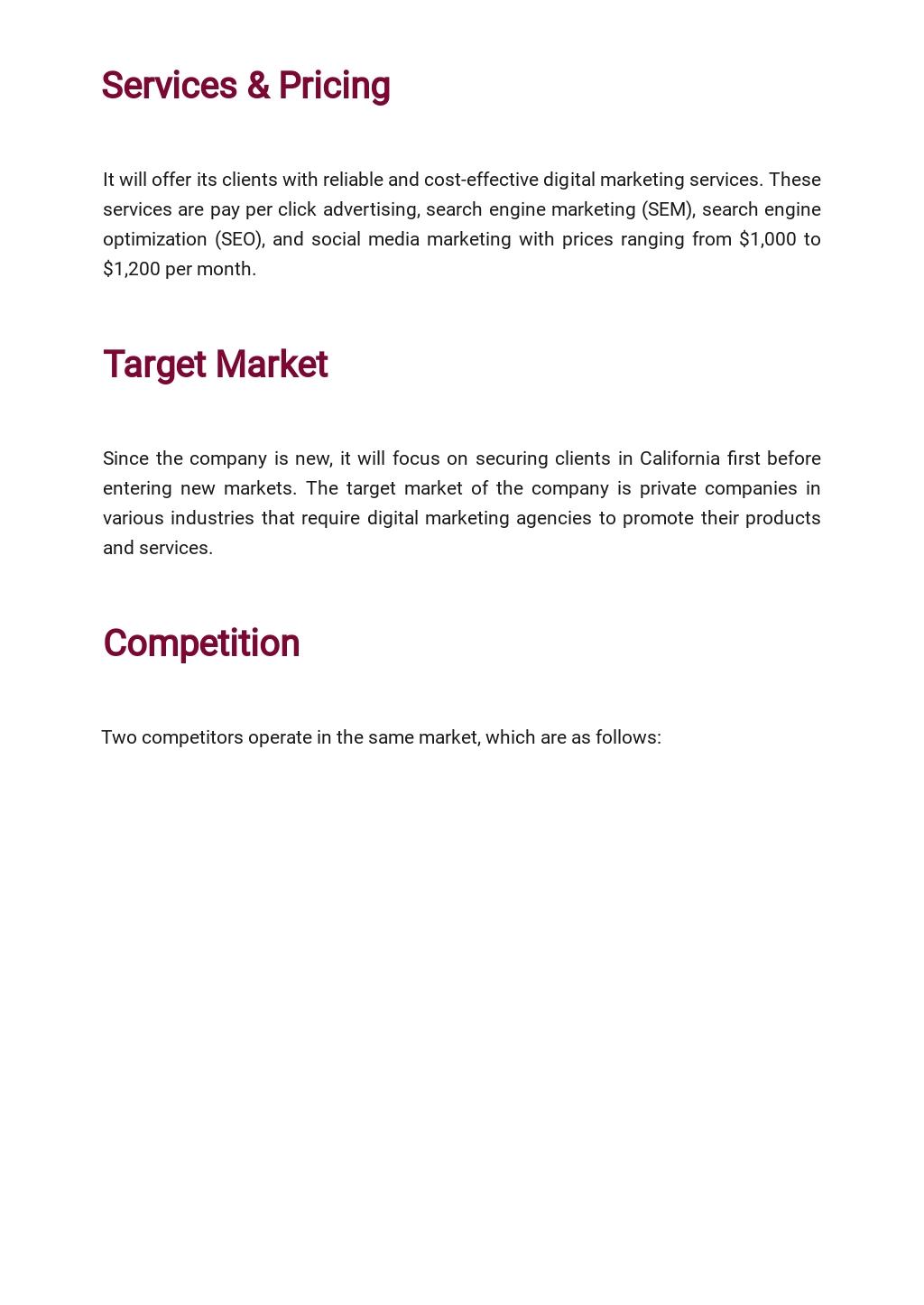 Marketing Agency Business Plan Template 2.jpe