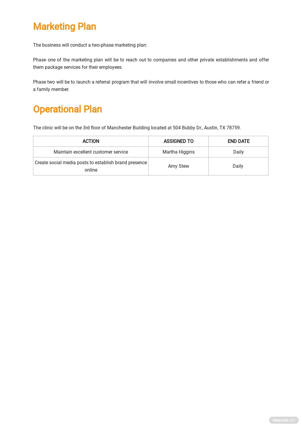 Medical Practice Business Plan Template 3.jpe