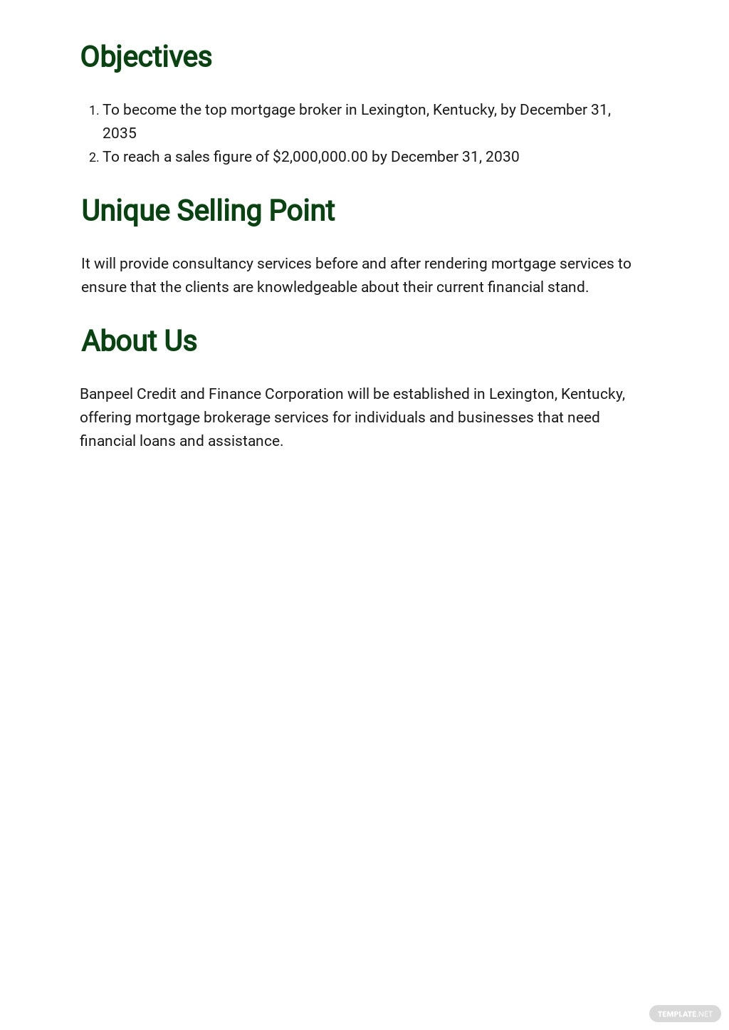 Mortgage Broker Business Plan Template 1.jpe