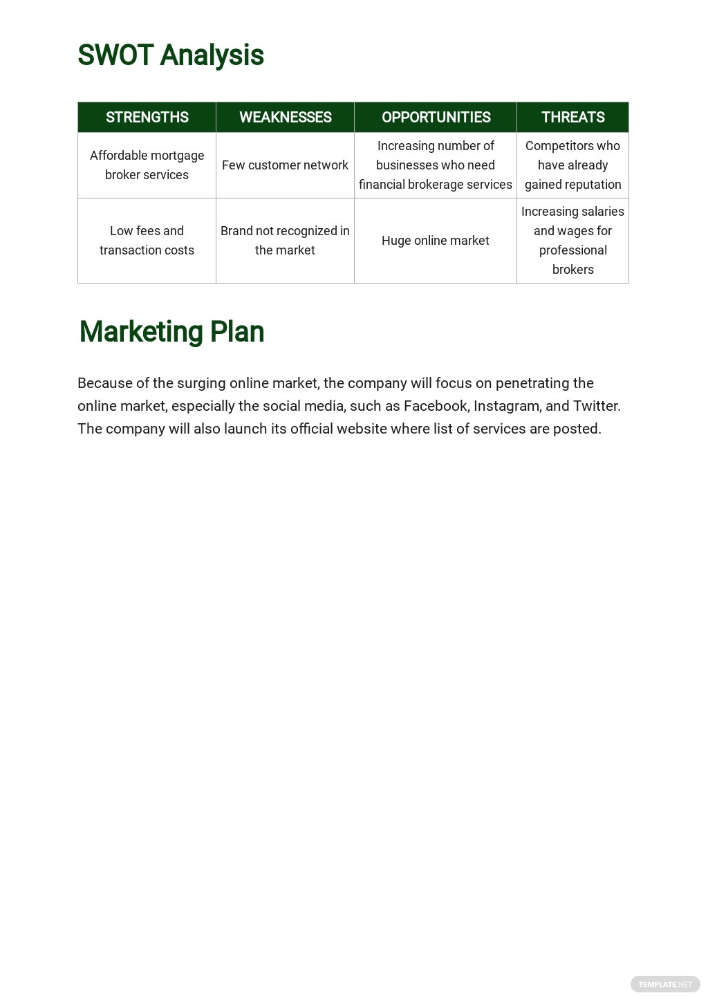 Mortgage Broker Business Plan Template 3.jpe