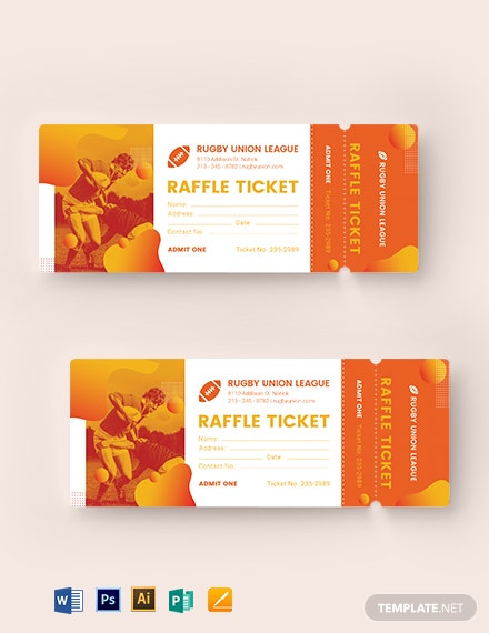 download rugby raffle ticket template