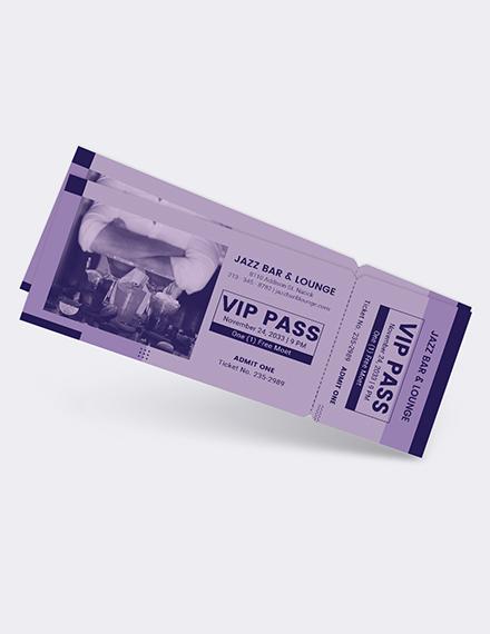 Simple VIP Ticket Download