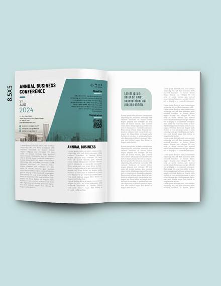 Editable Business Magazine Ads