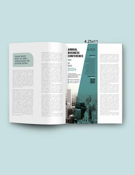 Sample Business Magazine Ads