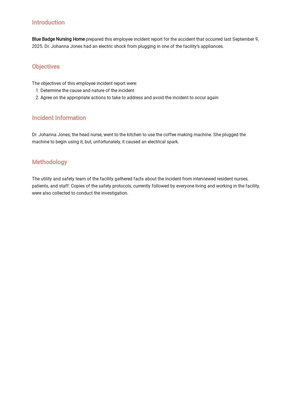 Printable Employee Incident Report Template 1.jpe