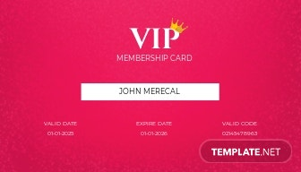 Free Official Lifetime Membership Card Template 1.jpe