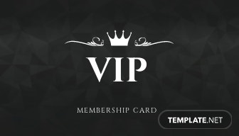 Member Card Template [Free JPG] - Illustrator, Word, Apple Pages, PSD, Publisher