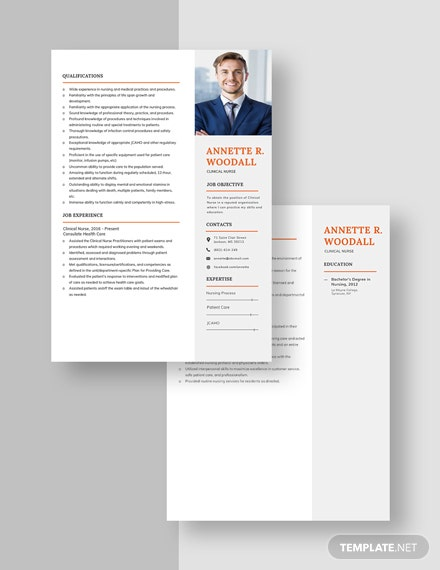 Clinical Nurse Resume Download