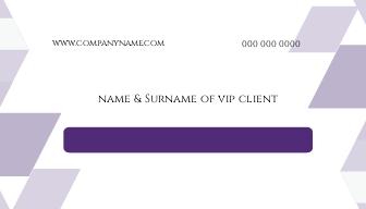 Free VIP Member Card Template 1.jpe