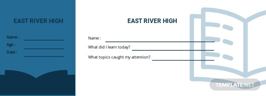 Simple Exit Ticket Template