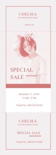 Simple Sale Ticket Template.jpe