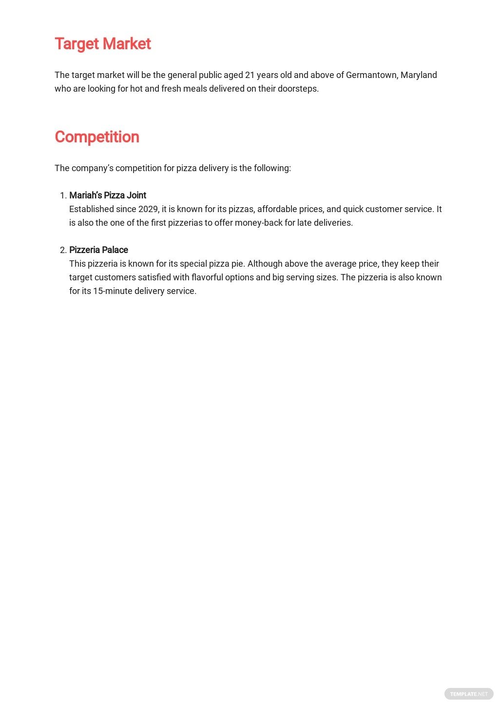 Pizza Delivery Business Plan Template 2.jpe