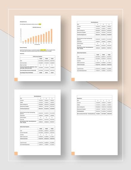 Sample Plumbing Company Business Plan