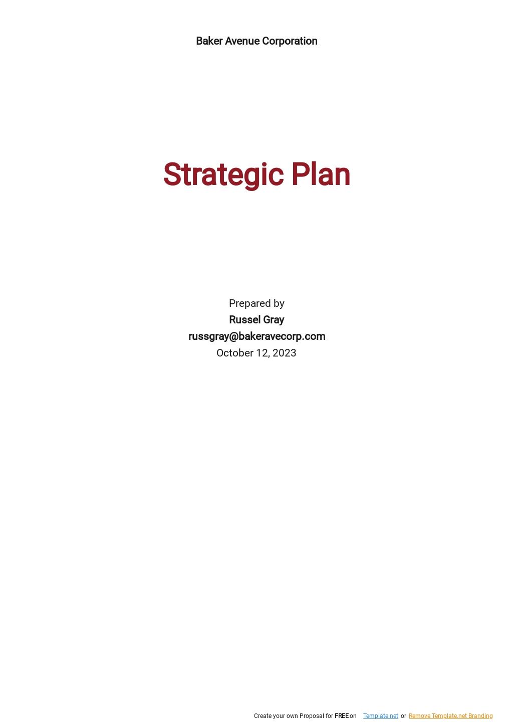 Printable Strategic Plan Template.jpe
