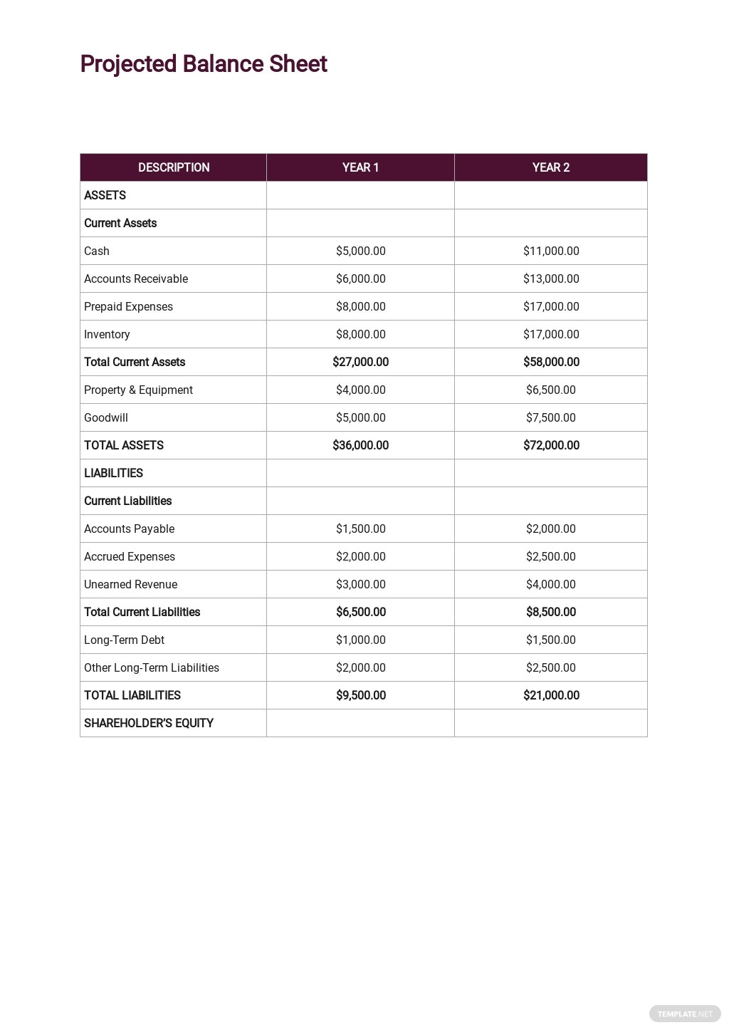 Production Company Business Plan Template 6.jpe