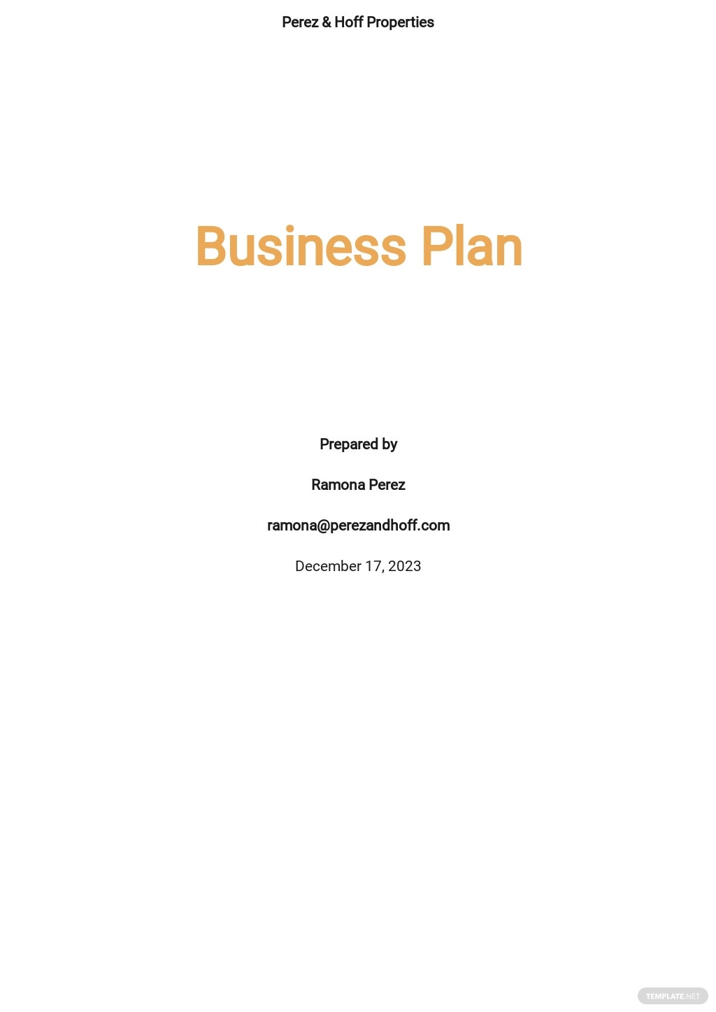 Property Investment Business Plan Template.jpe