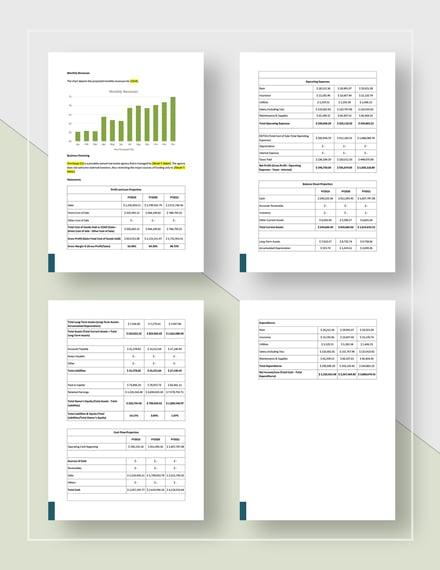 Real Estate AgentAgency Business Plan