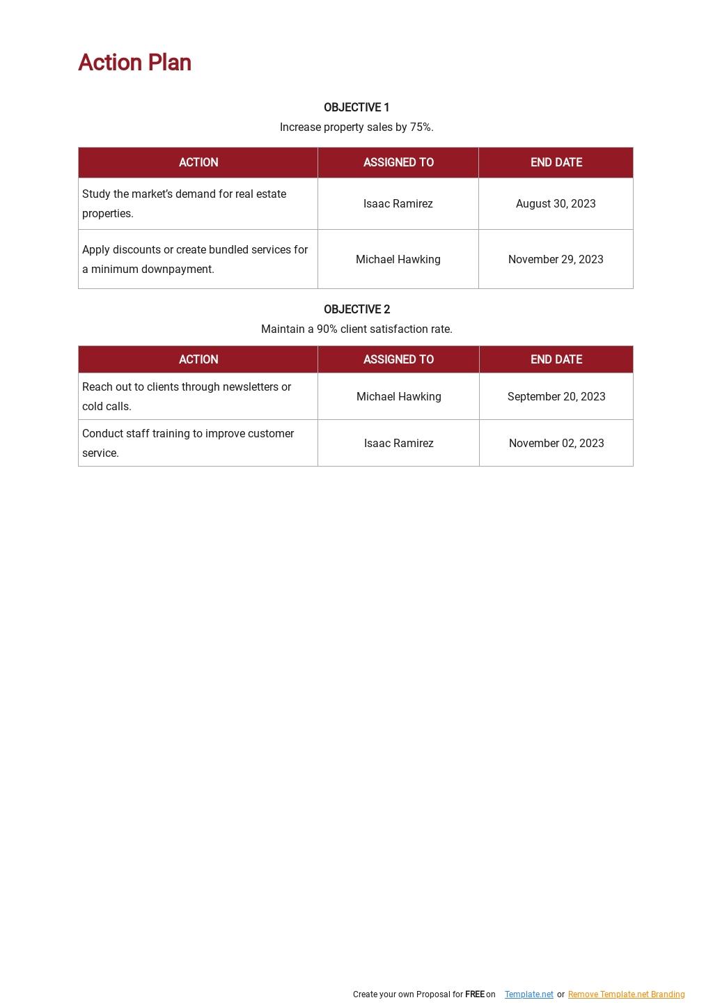 Real Estate Sales Plan Template 3.jpe