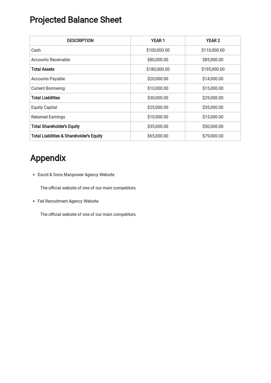 Recruitment/Staffing Agency Business Plan Template 5.jpe